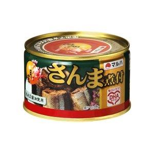 サンマの缶詰