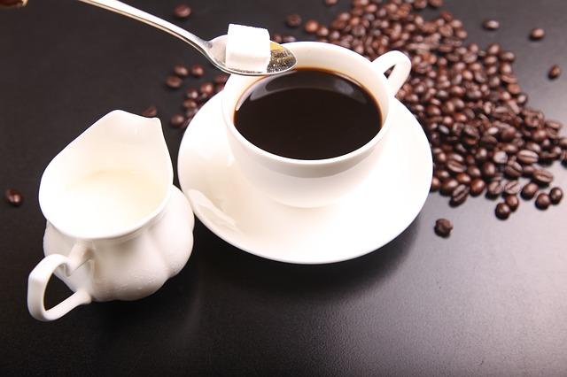 1日のカフェインの量