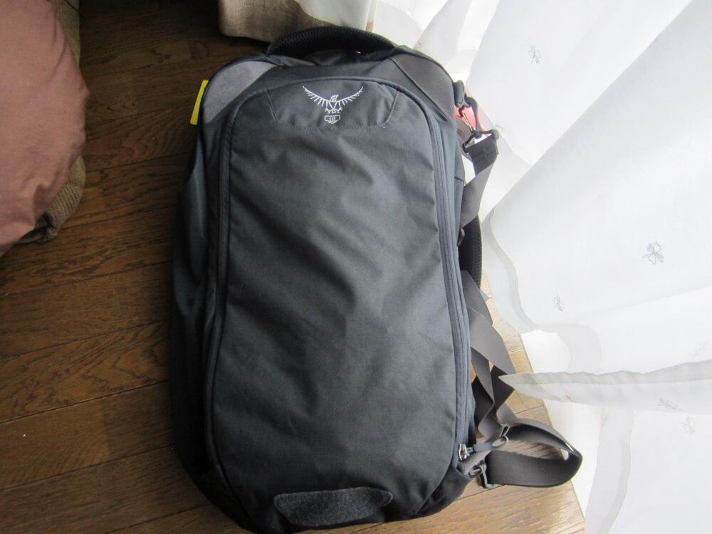 オススメの旅行用バックパック