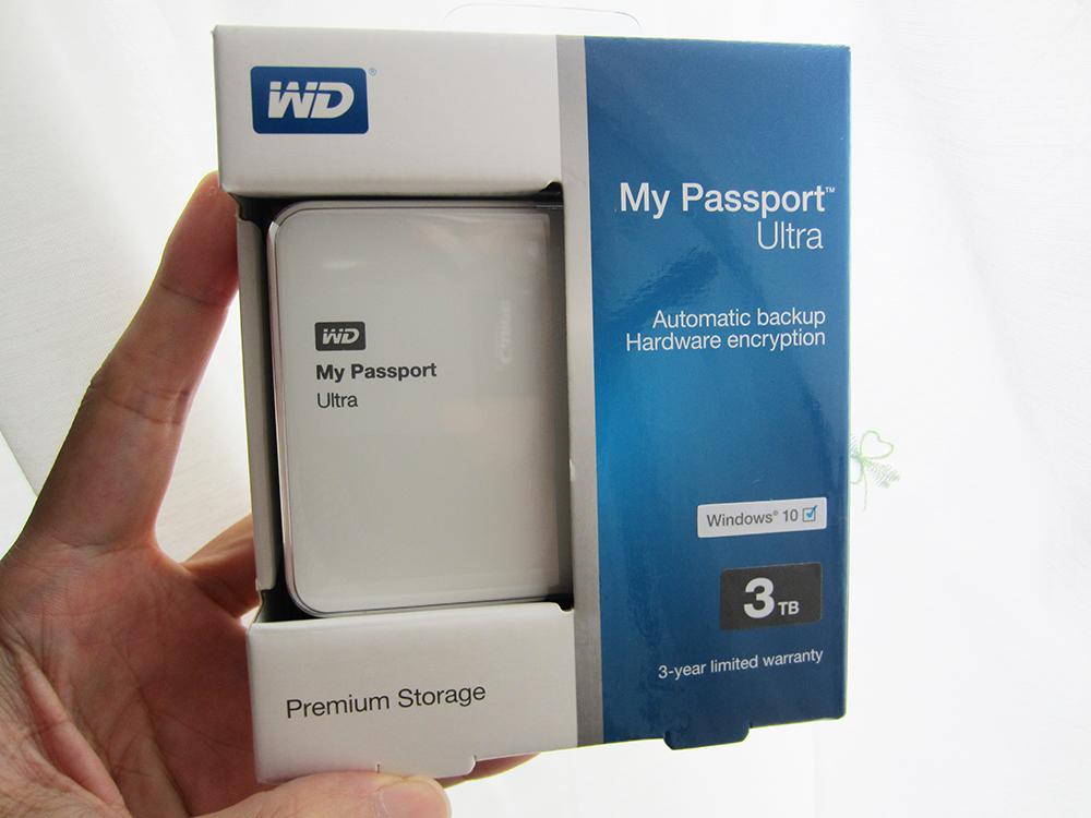 外付けHDDのセキュリティ対策