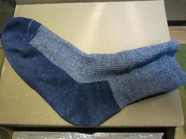 スマートウールの靴下
