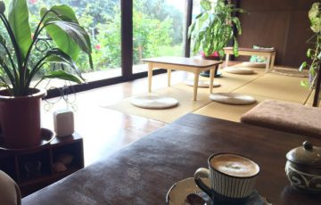 石垣島白保のカフェ