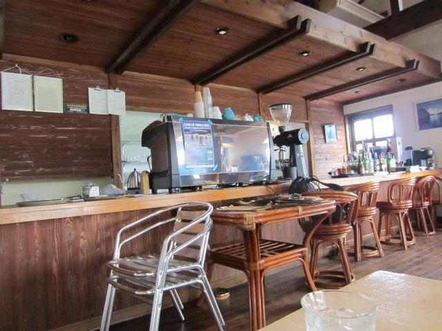 西表島のお洒落なカフェ