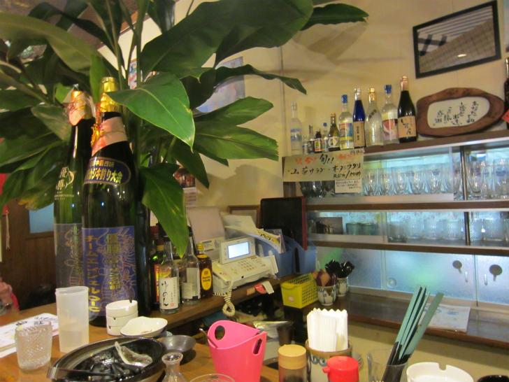 与那国島のおすすめ居酒屋、海響いすん
