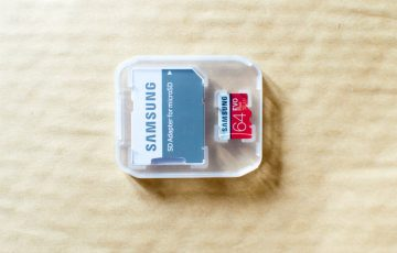 Samsung microSDXCカード 64GB EVO Plus レビュー