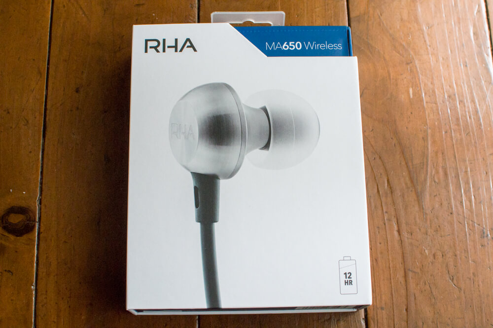 RHA MA650 Wireless Bluetoothレビュー