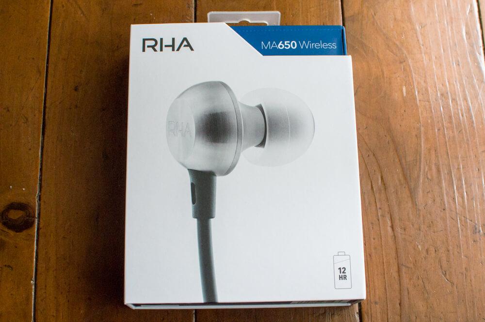 RHA MA650 Wireless Bluetoothレビュー