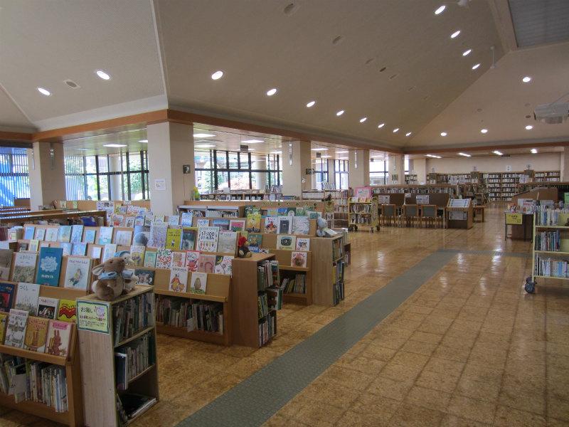 由良の図書館