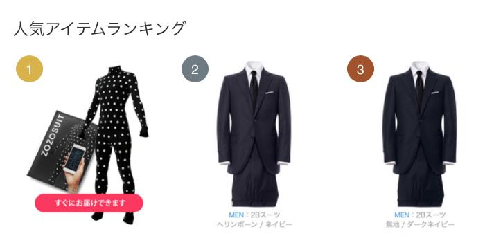 ゾゾスーツを30代のおっさんが注文した