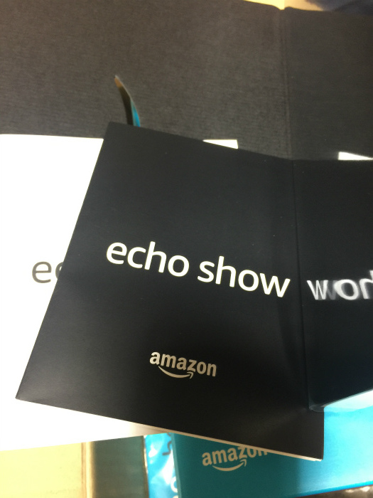 amazon echo show 第2世代 レビュー