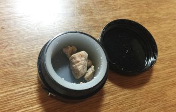PharmaHempのCBD Crumble