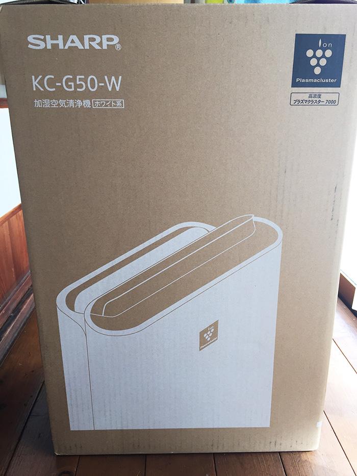 シャープ KC-G50