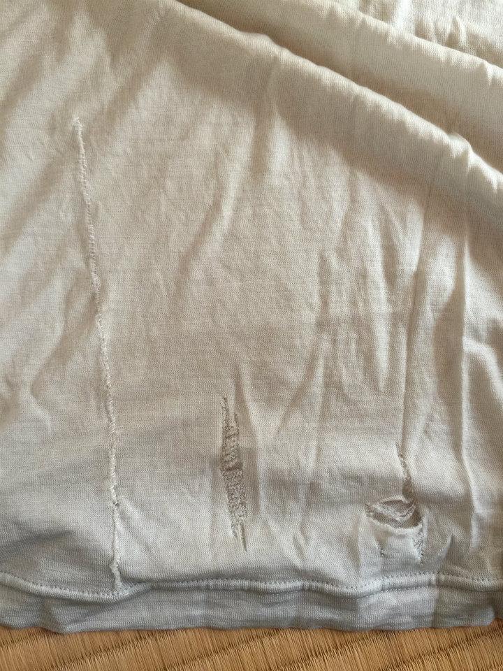モンベルメリノウールシャツ