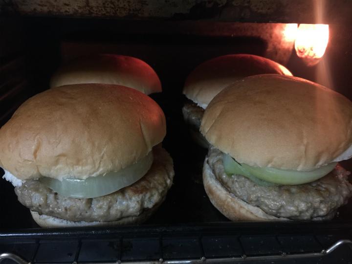 業務スーパーで作ったハンバーガーのレシピ